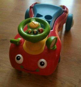 Машинка-ходунок ELC