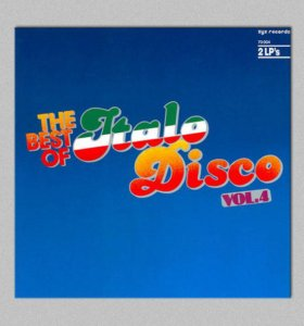 Винил Best Of Italo Disco Vol.4 (Germany, 1985)