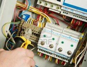 Электромонтаж и вентиляция