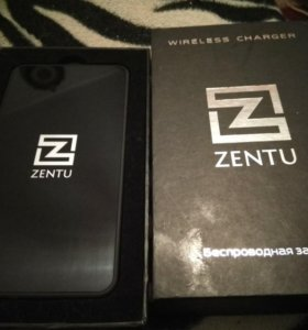 Беспроводная зарядка ZENTU S7 Black