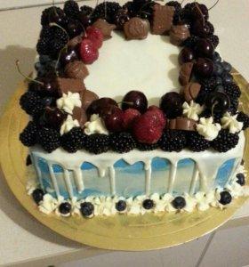 Домашнии тортики