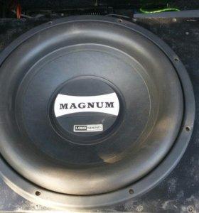 Сабвуфер Magnum 15d4
