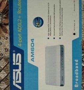 ADSL модем без WI-FI