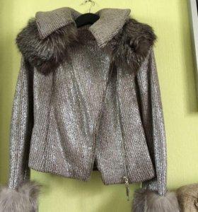 Куртка пальто. balizza