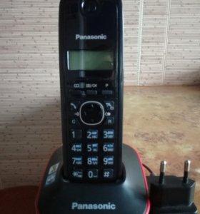 Телефон трубка Панасоник хорошее состояние