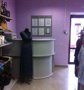 Оборудование для магазина женского белья и одежды