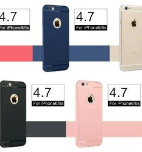 Iphone 6 чехлы силиконовые новые
