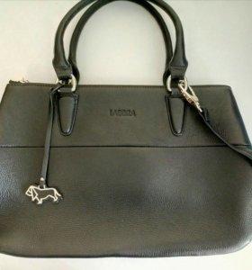 Кожаная сумка Labbra