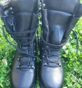 Фарадей ботинки с высоким берцем