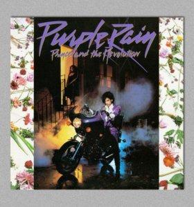 "Винил Prince ""Purple Rain"" (Germany, 1984)"