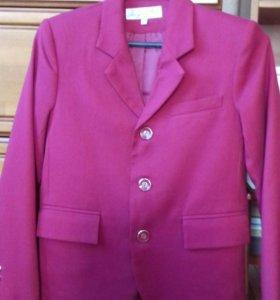 пиджак 2школа