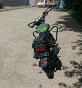 Мотоцикл Ermak