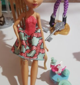 Кукла ever after high ashlynn ella
