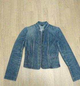 Джинсовка (джинсовая куртка)