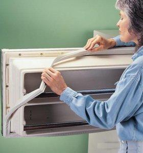 уплотнительные резинки для двери холодильника