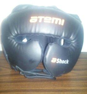 Шлем для бокса или других единоборств. Atemi.