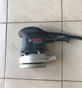 Шлифовальная машина Bosch GEX 125-150 AVE