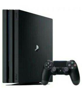 Sony PlayStation 4 Pro (1 TB) Black (cuh-7008b)
