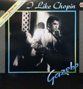 "Винил Gazebo ""I Like Chopin"" (Germany, 1983)"
