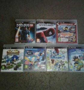 Игры PS3 для 6,7,12,18 лет