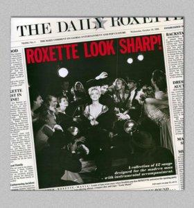 "Винил Roxette ""Look Sharp"" (Germany, 1988)"