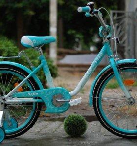 """Новый детский велосипед Maxxpro Sofia 20"""""""