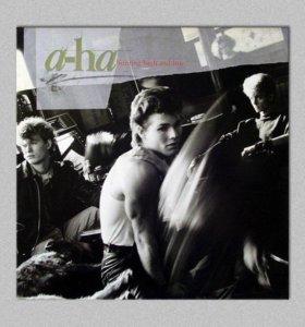 """Винил A-ha """"Hunting High And Low"""" (Germany, 1985)"""