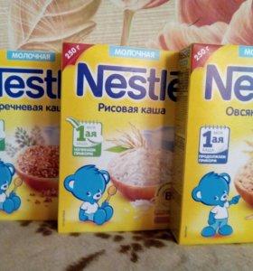 "Каши "" Nestle"""