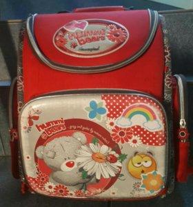 Школьный рюкзак, ортопедический