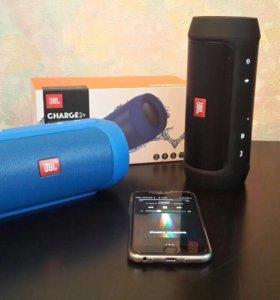 Беспроводная Bluetooth колонка Charge 2+