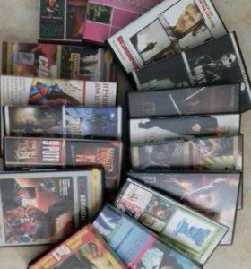 16 дисков с Фильмами.