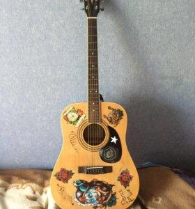 Акустическая гитара parkwood