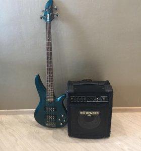 Бас-гитара YAMAHA RBX 374