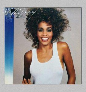 """Винил Whitney Houston """"Whitney"""" (Germany, 1987)"""