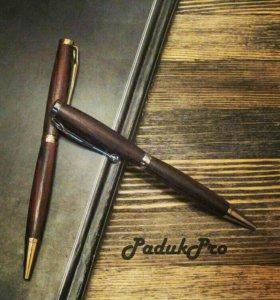 Ручка из древесины палисандра сантос
