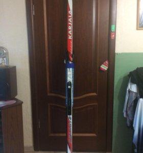 Лыжи 180см