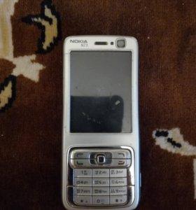 Продам телефон Nokia N73 на запчасти