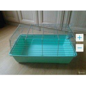 Клетка для кролика. Размер 60*35*32