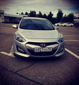 i 30 Hyundai 2013 AT