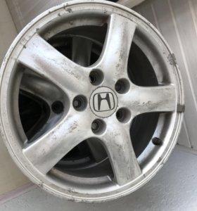 Диски хонда R16