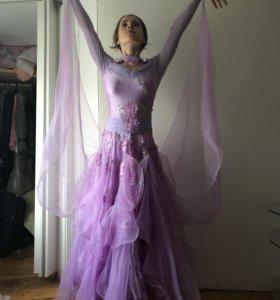 Платье бальное .Стандарт
