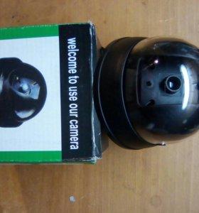 Муляж видеокамеры купольный