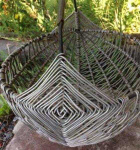 корзина плетеная из проволоки