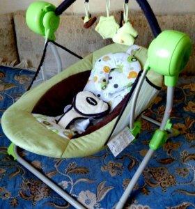 Детское кресло-качели Baby Care «Balancelle»