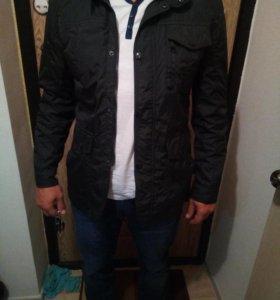 Куртка ветровка мужская р.50