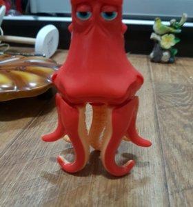 Новая Погремушка осминожка