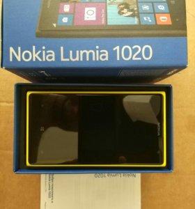 Nokia lumia 1020 камерофон 41мегапиксель