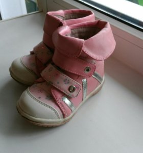 Ботинки осень 20 р