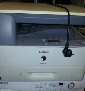 Принтер сканер копир. Canon ir1018