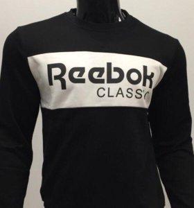 Кофта Reebok Black\White